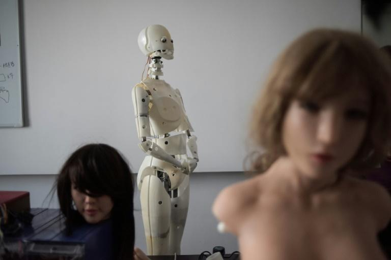 EXDOLL has ambitions to apply artificial intelligence to make dolls so life-like they could cure loneliness among China's singletons and care for the elderly and handicapped