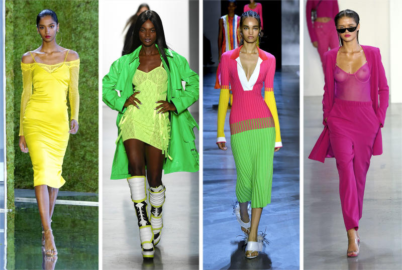 The 8 Biggest Fashion Trends From Nyfw Spring 2019