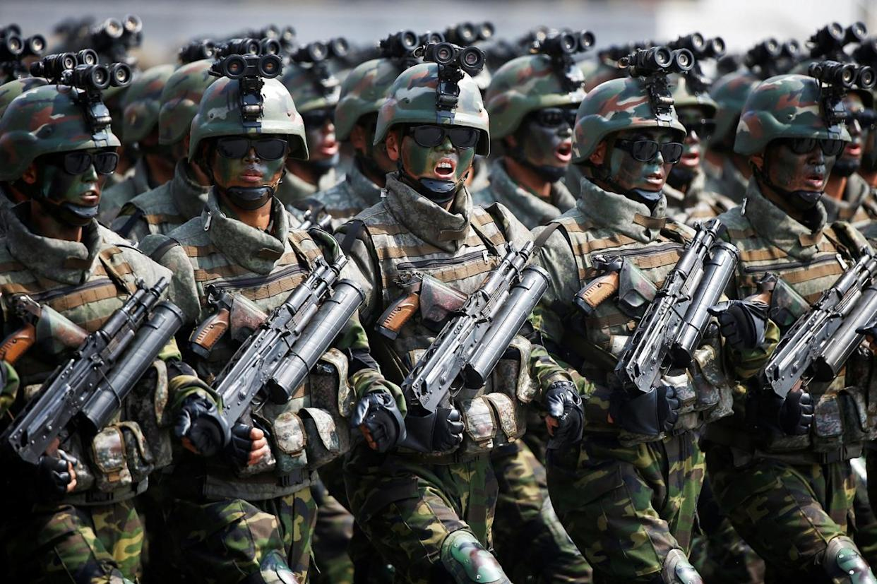North Korea's Army Made an AK-47 'On Steroids': Meet the