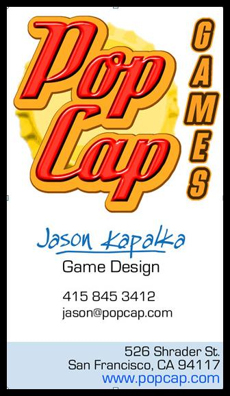 first biz card2 bejeweled