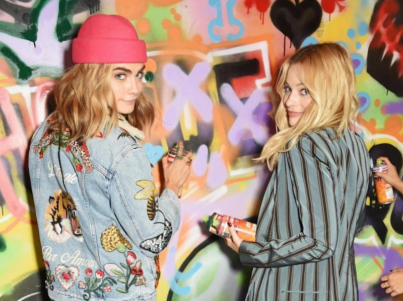 Margot dubbed her bestie 'brave' for sharing her story. Source: Getty