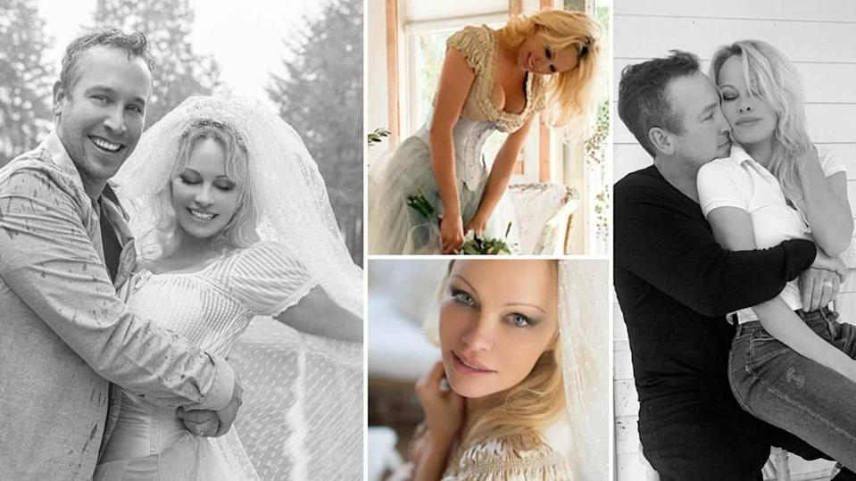 Pamela Anderson marries bodyguard Dan Hayhurst in secret ceremony