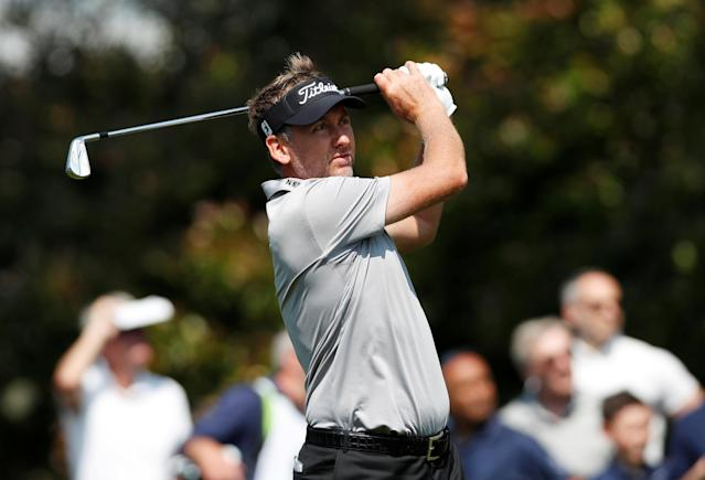 Golf - European Tour - BMW PGA Championship - Wentworth Club, Virginia Water, Britain - May 23, 2018 England's Ian Poulter during the pro-am Action Images via Reuters/Paul Childs