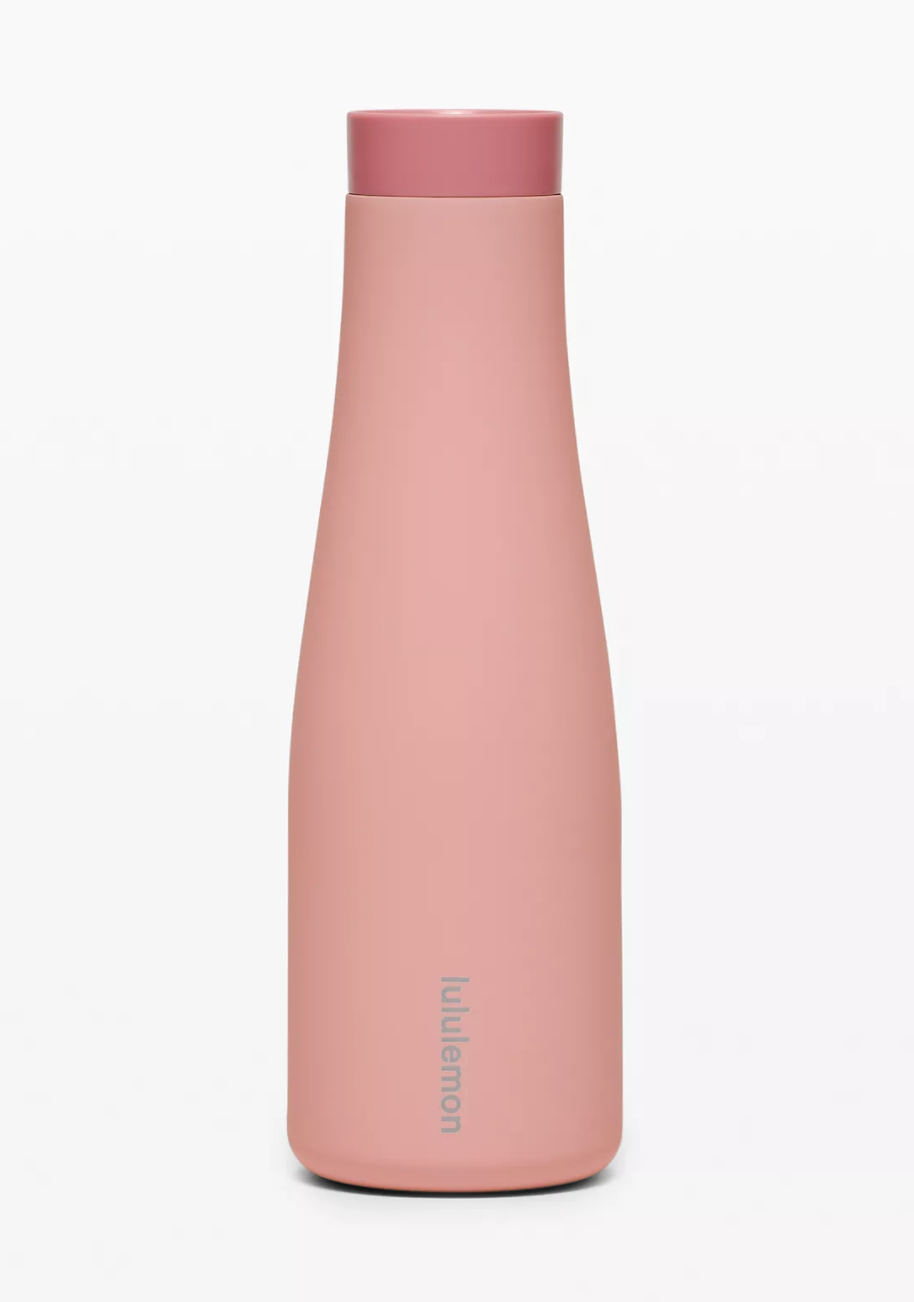 Stay Hot Keep Cold Bottle Logo 19oz - Lululemon, $38.