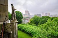 """<p><a href=""""https://www.nps.gov/rowi/index.htm"""" rel=""""nofollow noopener"""" target=""""_blank"""" data-ylk=""""slk:Roger Williams National Memorial"""" class=""""link rapid-noclick-resp""""><strong>Roger Williams National Memorial </strong></a></p><p>You'll learn something at almost every National Park. Spend two minutes with a park ranger, and they'll give you some fascinating facts. Here you might learn about someone you didn't study in history class, Roger Williams, the founder of Rhode Island who was kicked out of Massachusetts because he wanted religious freedom for all. </p>"""