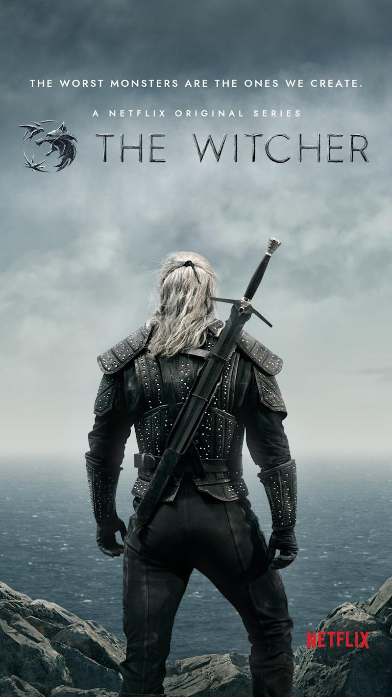 The Witcher Series Release