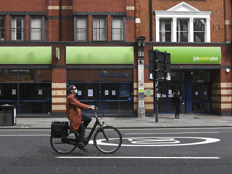 London's outer boroughs are among the regions expected to be worst hit by surging unemployment: AP
