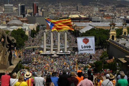 Catalonia to declare immediate independence if 'yes' wins referendum