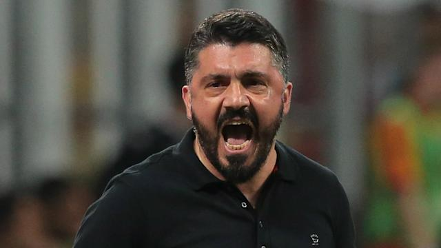 """The Rossoneri's """"downward spiral"""" continued as they were beaten by the struggling side and have not won in six games, leaving the coach embarrassed"""