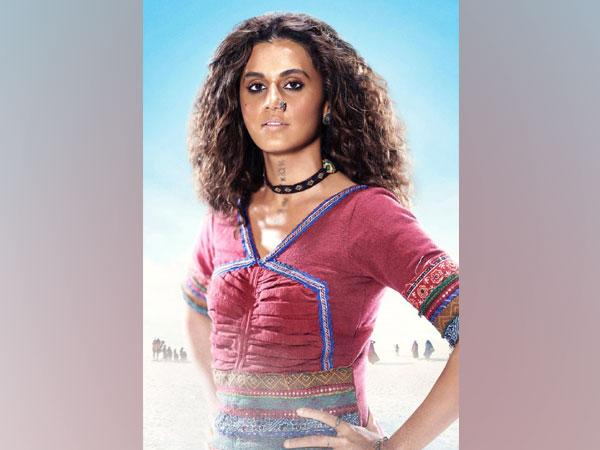 Taapsee Pannu (Image courtesy: Twitter)