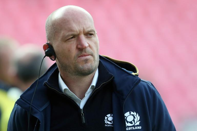 Head coach Gregor Townsend played 82 Tests for Scotland between 1993-2003