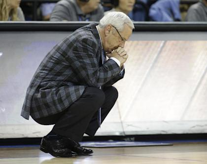 It's not clear if Roy Williams will be punished by the NCAA for allegations of academic fraud. (AP)