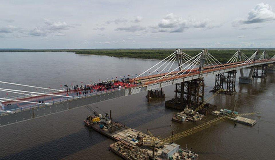 China and Russia to reinforce ties with cross-border highway bridge