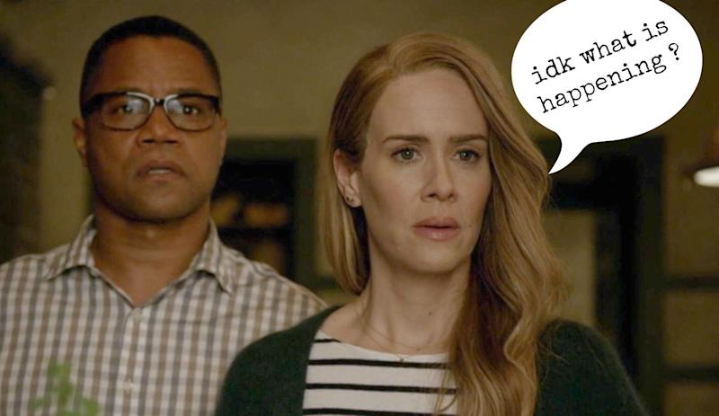 """34 questions """"American Horror Story: Roanoke"""" needs to answer during tonight's episode"""