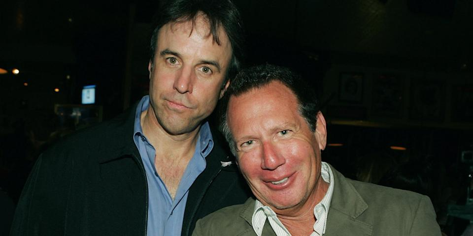 Kevin Nealon and Garry Shandling (Kevin Winter / Getty Images)