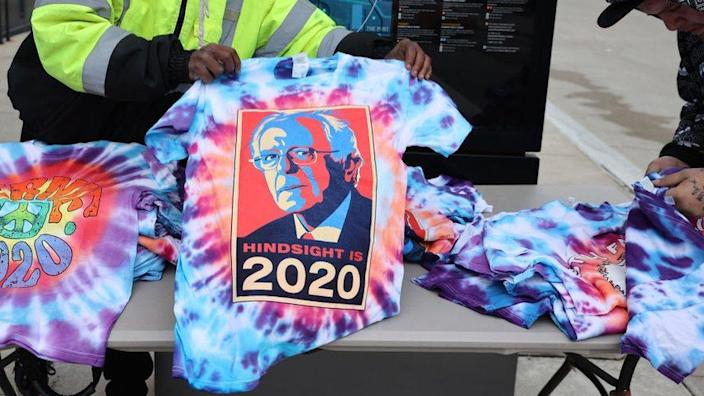 Mr Sanders will be doing some soul-searching on whether to continue his 2020 campaign