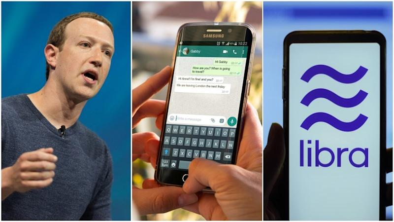 Facebook's crypto endeavor Libra is stroking immense scrutiny from all quarters.| Source: Shutterstock; Edited by CCN