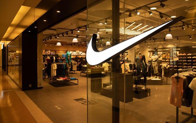 NIKE (NKE) Jumps: Stock Rises 8.8%