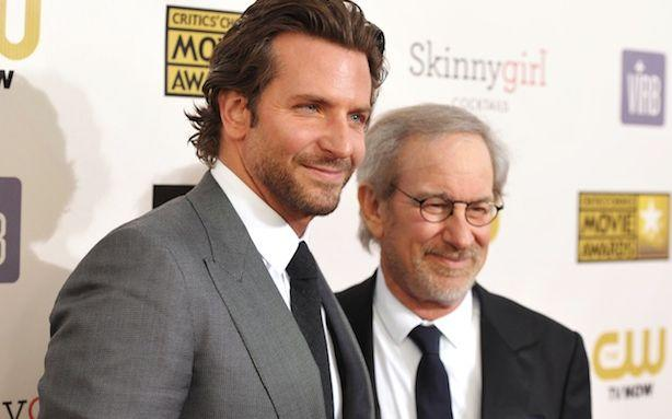 Spielberg and Cooper Team Up for 'American Sniper'