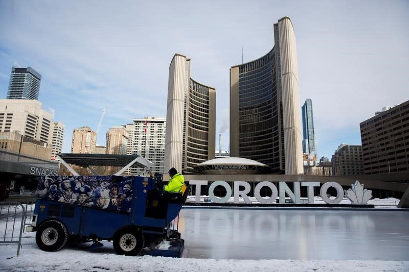 Top court to hear fight over Premier Doug Ford's deep cuts to Toronto council