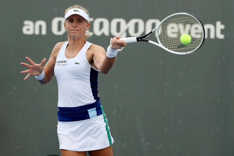 Teichmann seeks third WTA title against Brady in Lexington