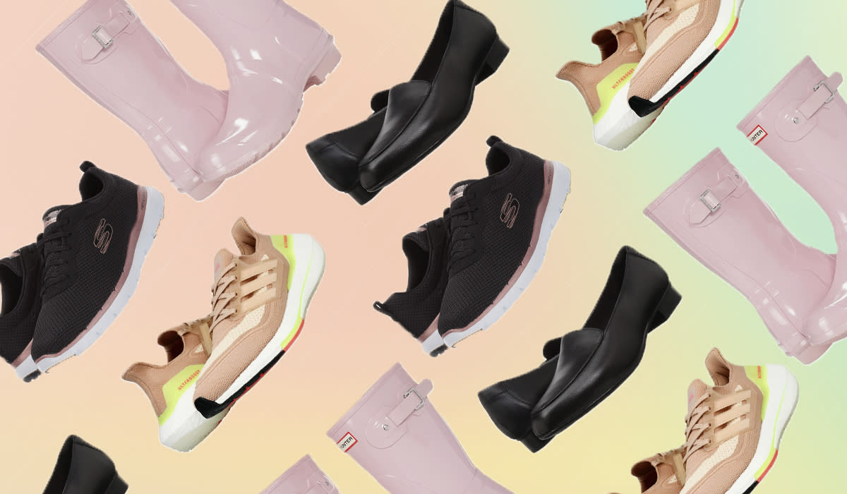 The Zappos sale is like a smorgasbord for shoe lovers. (Photo: Zappos)