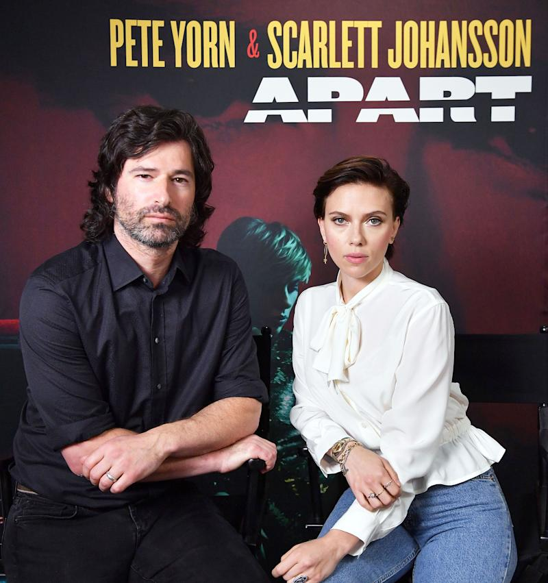 Scarlett Johansson Joins Ghost in the Shell Director's Massage-Parlor Mob  Drama Rub & Tug