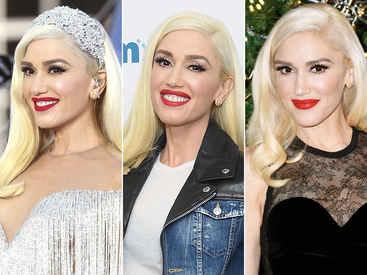 """<p>Gwen Stefani has been on a festive holiday wardrobe kick and found the perfect accessory to match all of her outfits — this <a rel=""""nofollow"""">sparkly starburst earring</a>.  <b>Look for Less: </b>Betsey Johnson """"Betsey Blue"""" pavé starburst ear climber earrings, $29.40; <a rel=""""nofollow"""">amazon.com</a> </p>"""