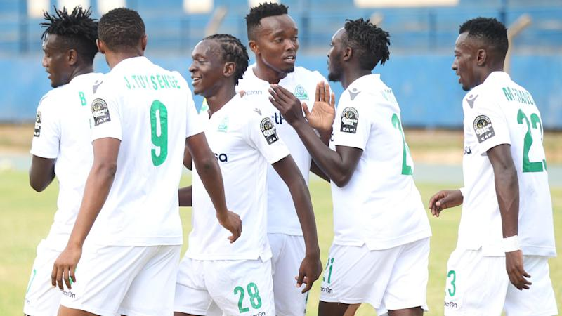 Boniface Omondi's solo strike hands Gor Mahia a hard-fought victory over Wazito
