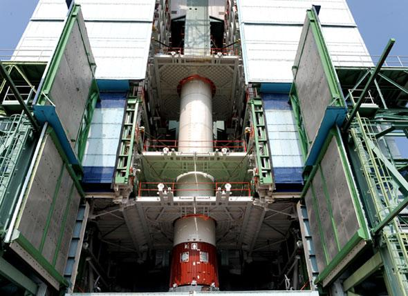 Another variant of this PSLV was also responsible for the highly successful Chandrayaan Mission.
