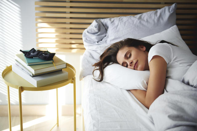 The scent of your partner may leave you feeling calm and safe. (Getty Images)