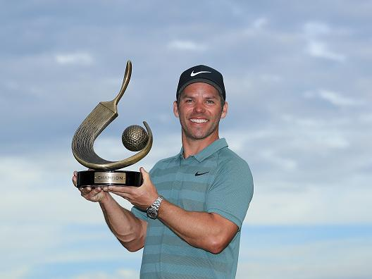 Casey ended a nine-year drought on the PGA Tour at the Valspar Championship (Getty)