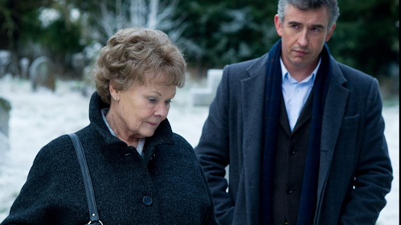 Judi Dench and Steve Coogan in 'Philomena'