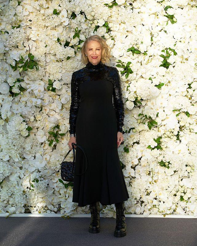 "<p>Catherine O'Hara gave us the darkly glamorous Moira Rose gown of our dreams in a shimmering black Valentino that would have been perfect for the world premiere of <em>The Crows Have Eyes II: The Crowening.</em></p><p><a href=""https://www.instagram.com/p/CFYGp6CnjfY/?utm_source=ig_embed"" rel=""nofollow noopener"" target=""_blank"" data-ylk=""slk:See the original post on Instagram"" class=""link rapid-noclick-resp"">See the original post on Instagram</a></p>"