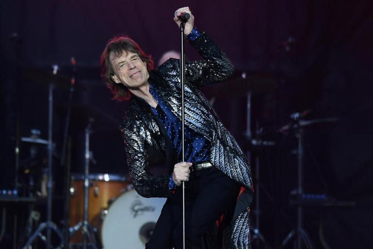 Mick Jagger makes first appearance post 'heart surgery' at premiere of partner Melanie Hamrick's ballet