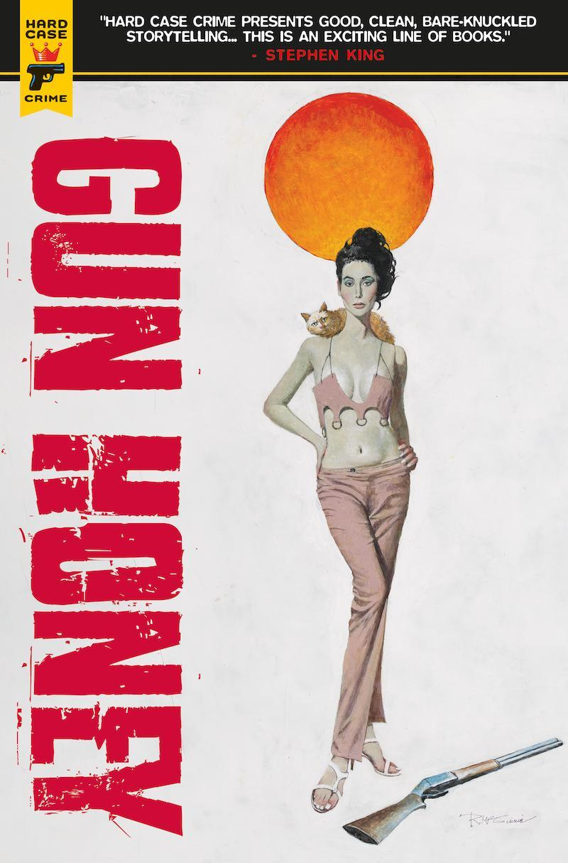 'Gun Honey' also features interior art by Malaysian illustrator Ang Hor Kheng and two cover art by prominent movie poster painter, Robert McGinnis who worked on the posters for previous James Bond films. — Picture courtesy of Double Vision