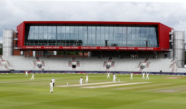 Broad took centre stage once more