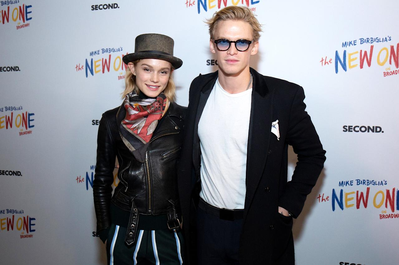 """Simpson and the New York City-based model first went public with their romance in August 2018, when Wuestenberg posted a cuddly photo of the pair sailing together. They took a trip to Bali the next month and were photographed together a few more times before Wuestenberg seemingly spoke out about their split in January, sharing a photo of herself on Instagram with the <a href=""""https://www.instagram.com/p/BtL3rtjgkwF/"""">cryptic caption</a>, """"All the Hollywood rumors are true.""""  She then delved into detail on her Instagram Story, sharing that her """"boyfriend"""" — presumably Simpson, although she avoided naming names — broke up with her """"in a really, really s— way"""" and that she'd """"like to tell everybody about it, but I'm sure it would be not so good for his career, so I'll keep it quiet.""""  She spoke about feeling """"abused emotionally"""" and shared a scathing poem about her former flame, referring to him as a """"spoiled, privileged, self-obsessed, narcissistic conman,"""" according to <a href=""""http://www.justjaredjr.com/2019/01/29/clair-wuestenberg-accuses-ex-cody-simpson-of-emotional-abuse/"""">JustJaredJr.com</a>."""