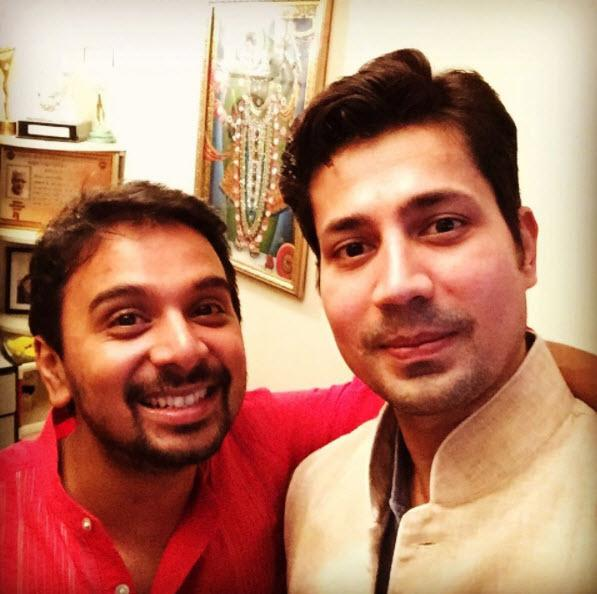 Sumit Vyas and Namit Das