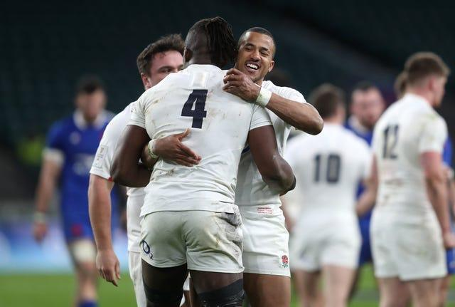 France were defeated by a late Maro Itoje try at Twickenham