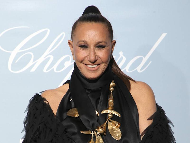 Donna Karan never wanted to be a designer