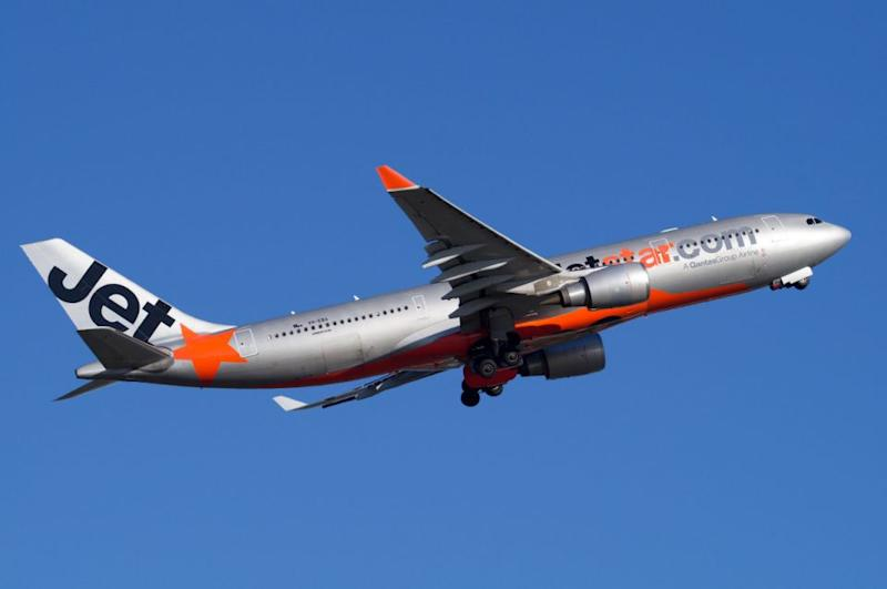 Jetstar staffers decided to make Jasper's wish come true by pooling their vouchers together. Photo: Getty