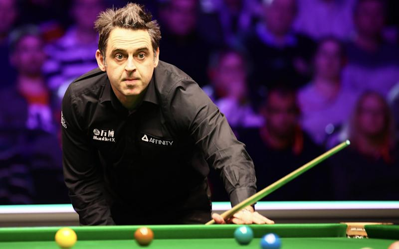 Ronnie O'Sullivan was disrespectful and a bit naughty to criticise younger players, insists Mark Williams - GETTY IMAGES