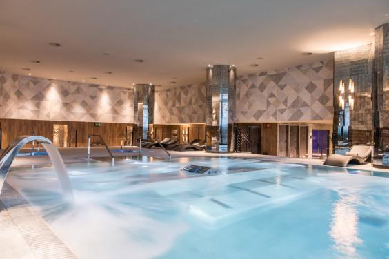 Pamper yourself in the Hotel Sofia's superb spa (Hotel Sofia)