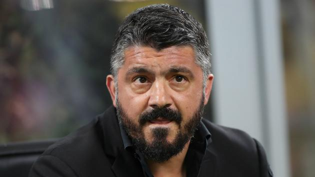 <p>Gattuso demands more from AC Milan despite holding Napoli</p>
