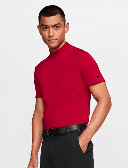 Nike Dri-FIT Tiger Woods Vapor. Available in two colours. Image via Nike.