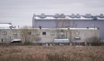FILE PHOTO: General view shows Penal Colony No 2, where opposition leader Alexei Navalny supposedly serves his jail term, in the town of Pokrov