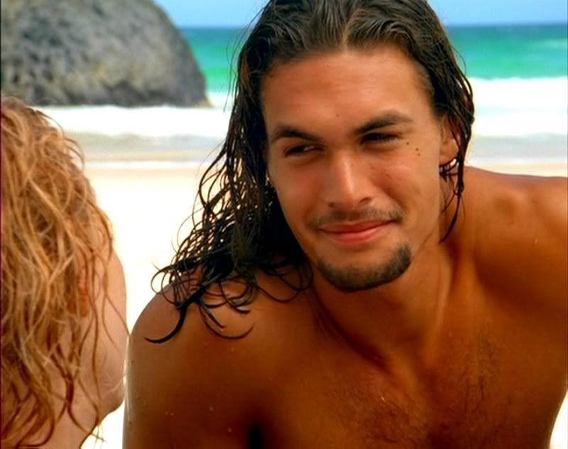 <p>In 2003, Jason Momoa starred in the film <em>Tempted</em>, about a young woman named Emma who brings her grandmother's ashes to Hawaii. She ends up falling in love with Momoa's character, Kala. </p>