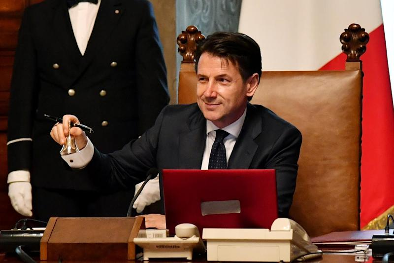 From Puglia to the lumbard, geography of the Conte government
