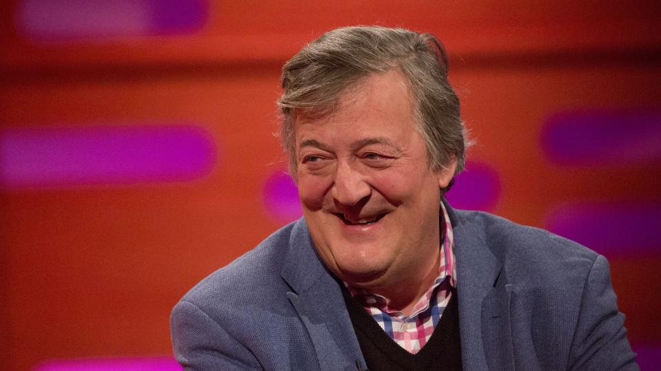 Stephen Fry has also signed the petition (PA Images)